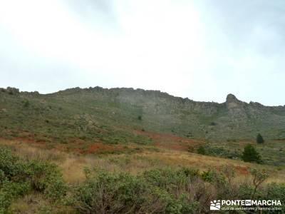 Sur Maliciosa - El Peñotillo; bola mundo; guarramillas; paseos sierra madrid